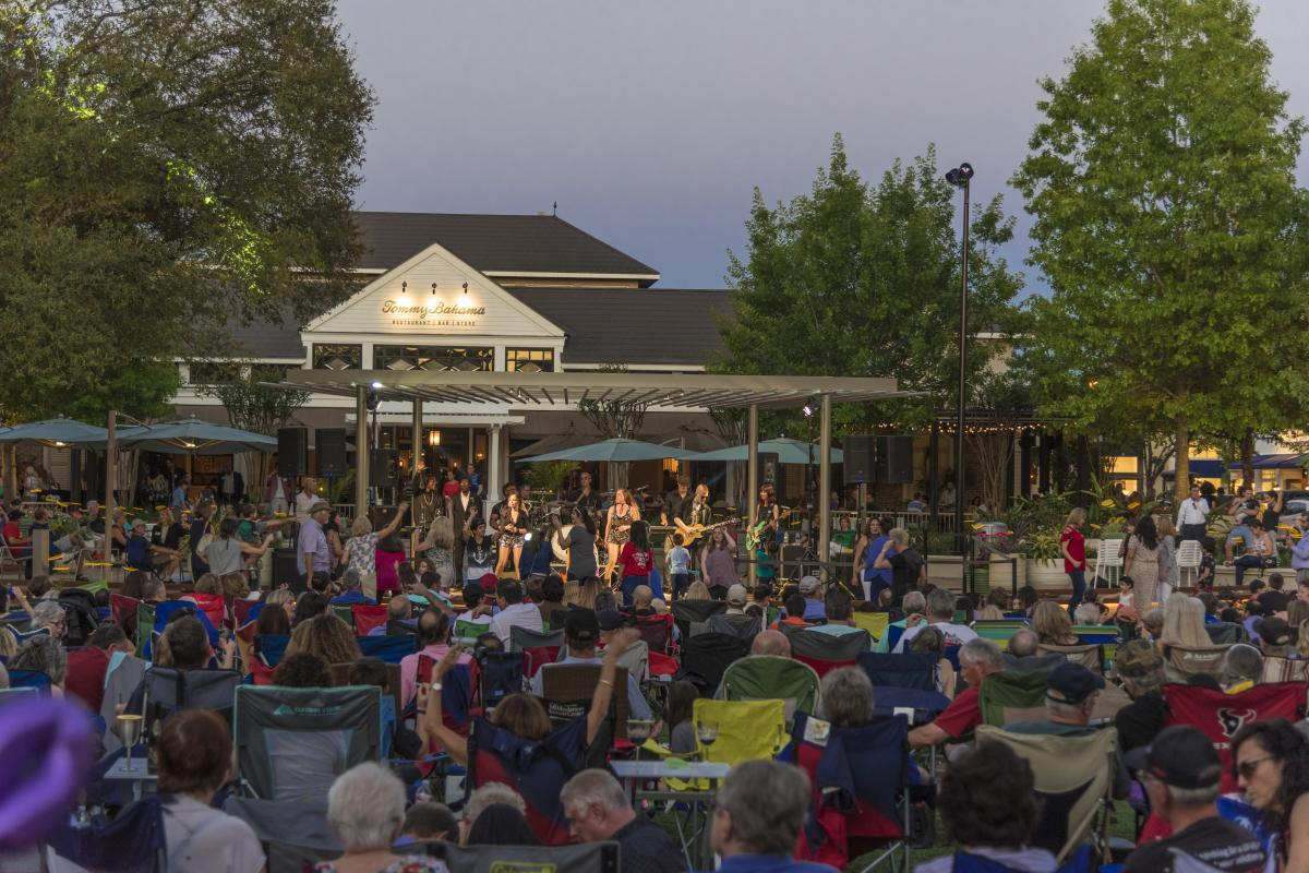 Concerts in the Park at Market Street