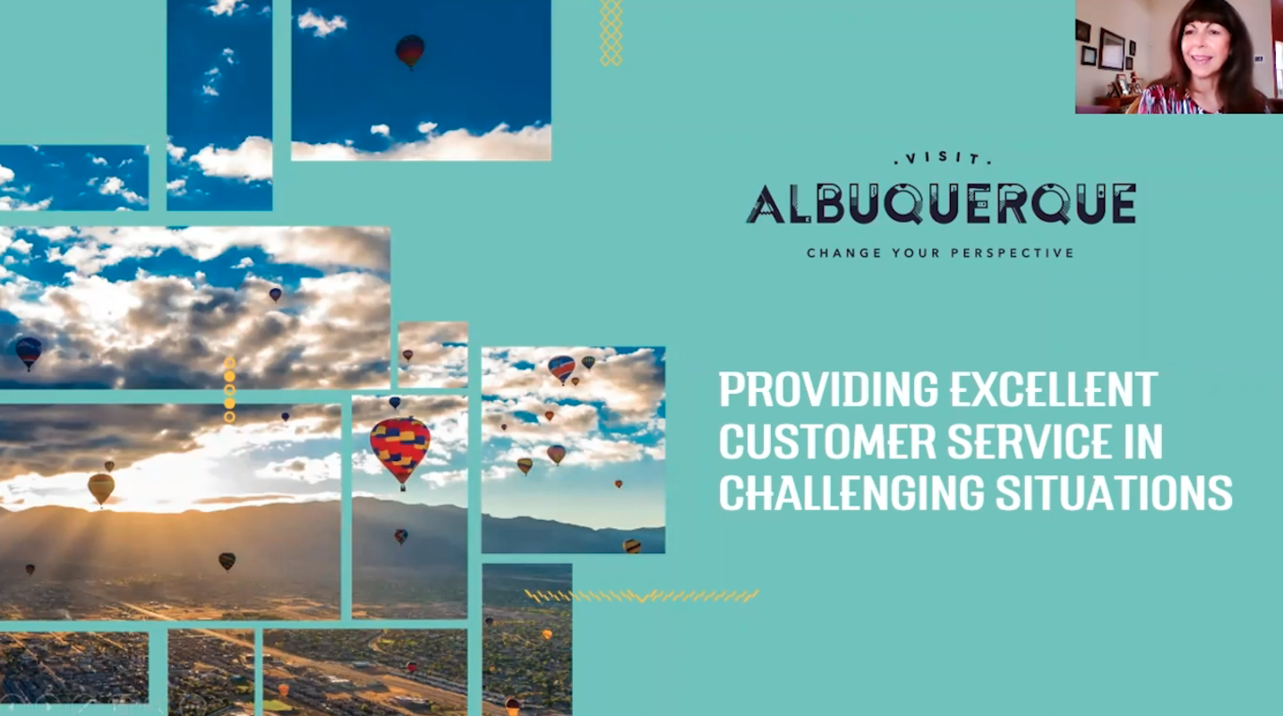 Providing Excellent Customer Service in Challenging Situations
