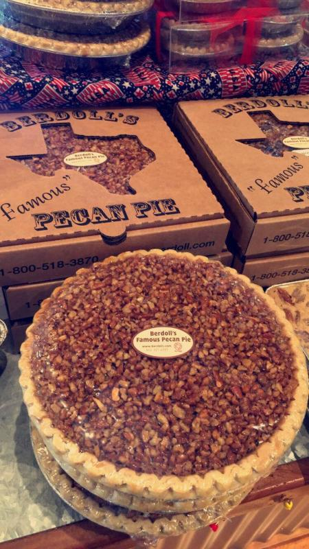 Berdoll Pecan Pie