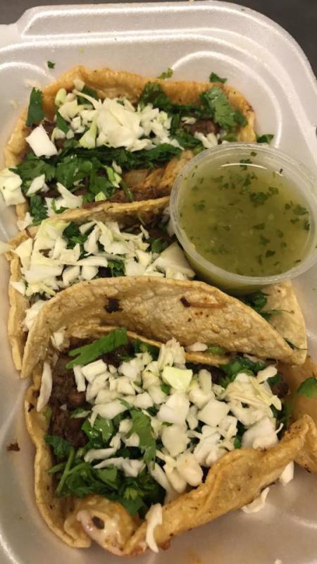 Gutierrez Deli tacos
