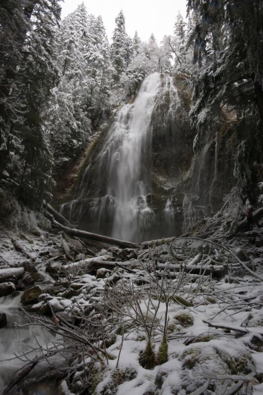 proxy falls in winter by wyatt pace