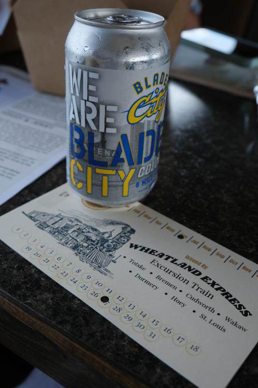 9 mile beer and our wheatland ticket