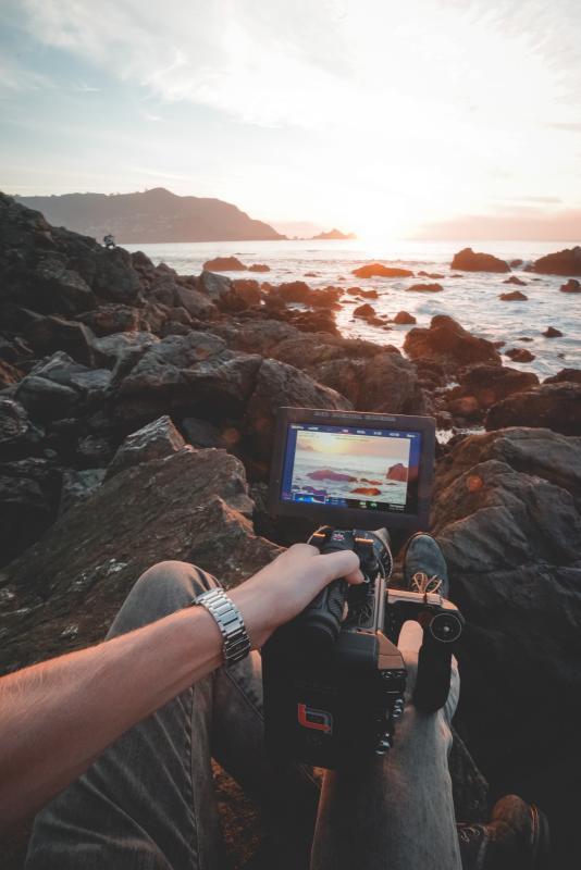 Filming-on-the-coastside