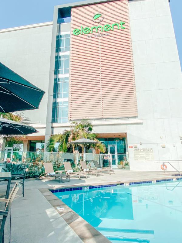 Image of the Element Anaheim Resort Convention Center Hotel in Anaheim
