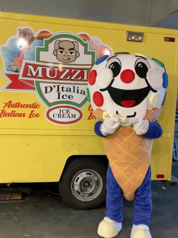 Muzzi's D'Italia Ice