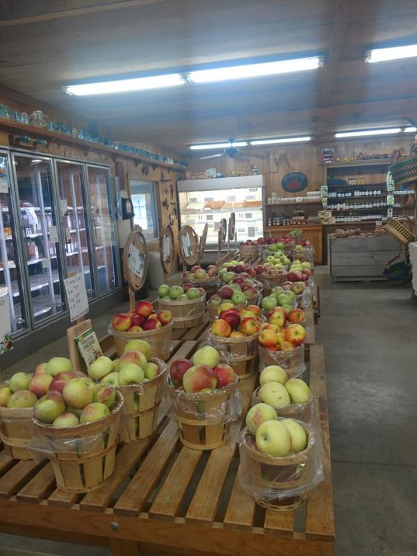 Interior of Owen Orchard