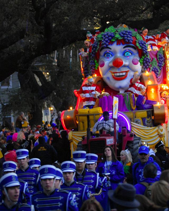 Calendar Of Events New Orleans December 2020 Mardi Gras | New Orleans