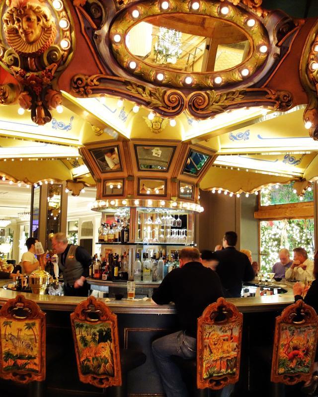 Carousel Bar, Hotel Monteleone, bar