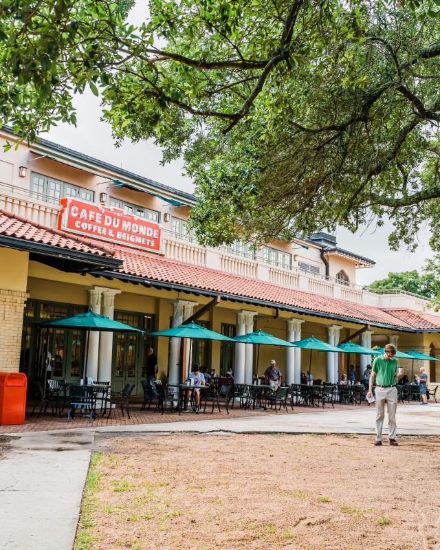 Cafe du Monde - City Park