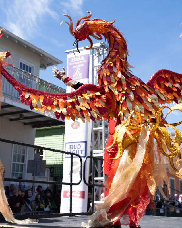 Bourbon Street Awards - LGBT Mardi Gras