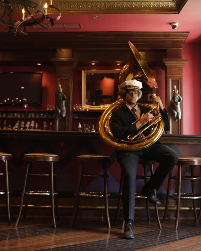Lagniappe Brass Band