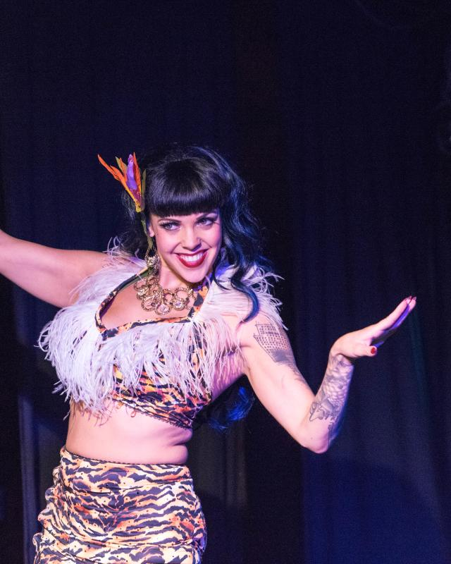 Cabaret Burlesque Clubs New Orleans