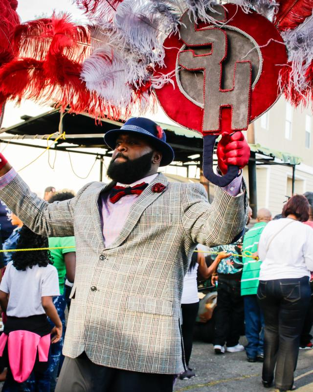 Second Line Parade- Central City