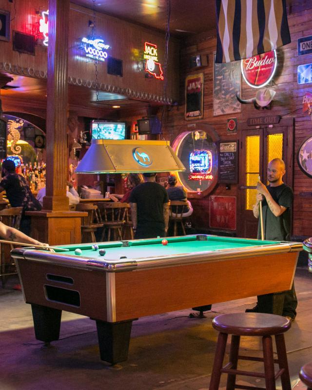 Brooks' Seahorse Saloon