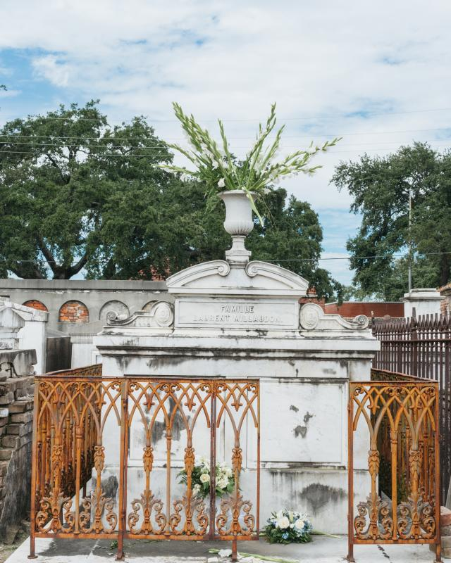 St. Louis Cemetery No.