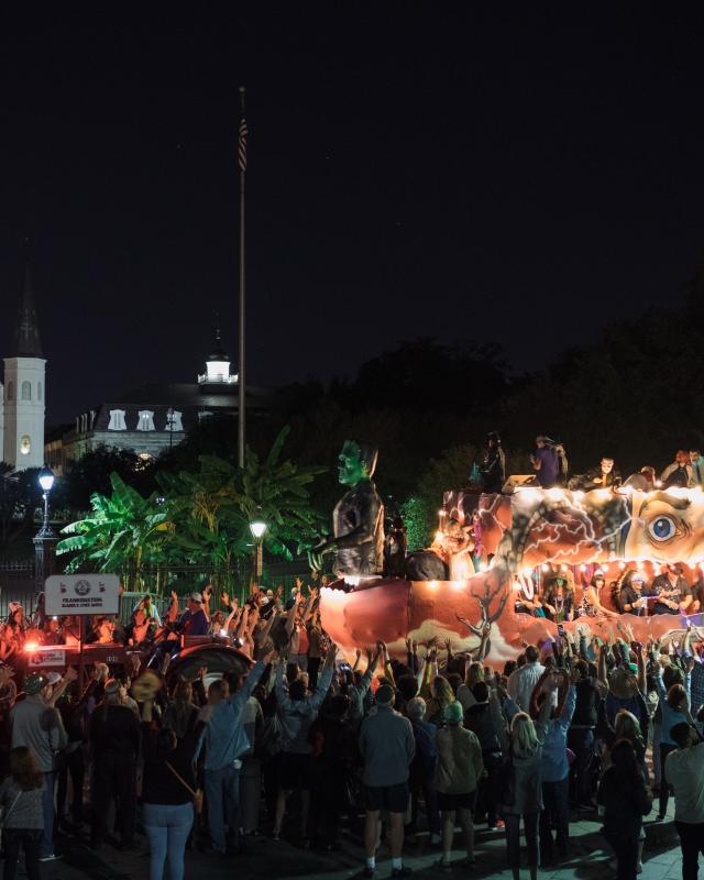 New Orleans Halloween Events 2020 Halloween in New Orleans