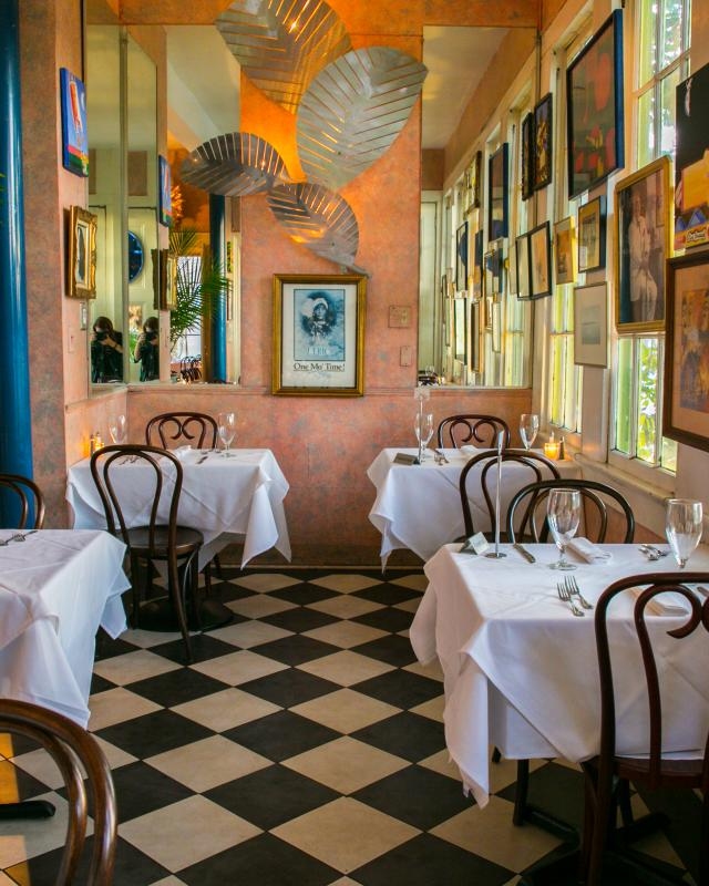 Romantic Restaurants In New Orleans Neworleanscom