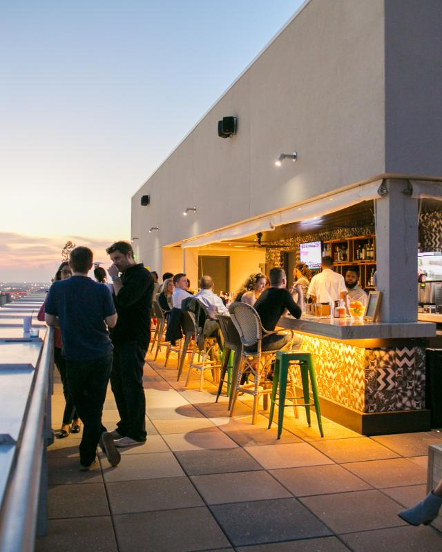 Monkey Board- Rooftop Bar