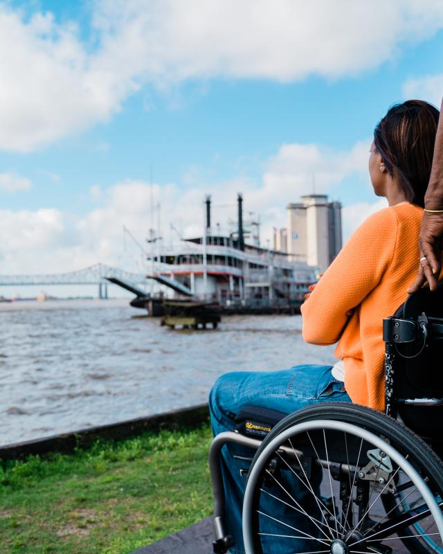 Wheelchair Accessibility in New Orleans