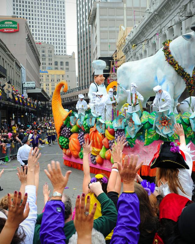 New Orleans Christmas Parade 2020 New Orleans Holidays