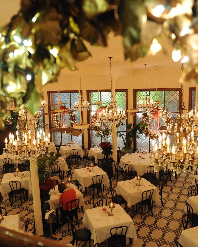 Restaurants Open For The Holidays