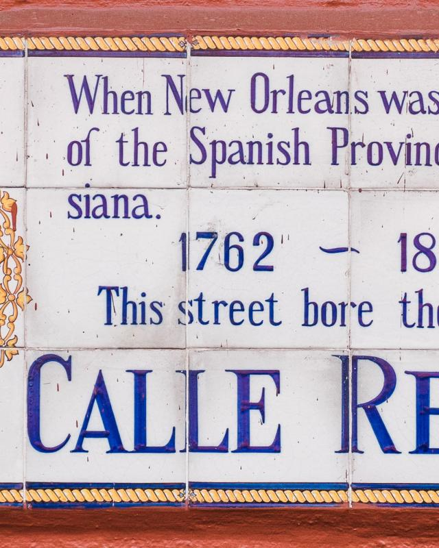 Calle Real - Royal Street