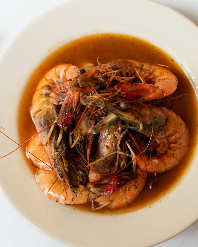 New Orleans Barbecue Shrimp - Pascal's Manale