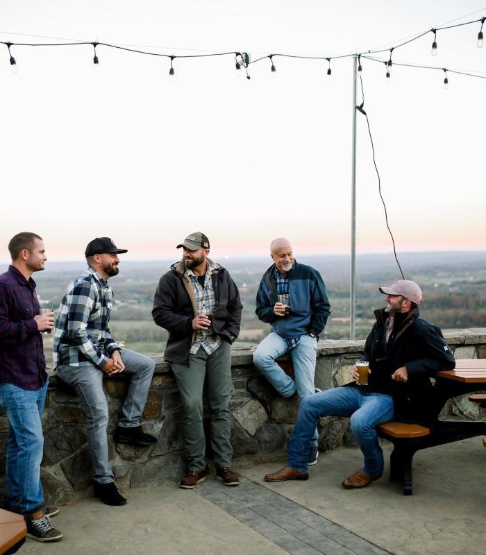 Guys at Dirt Farm