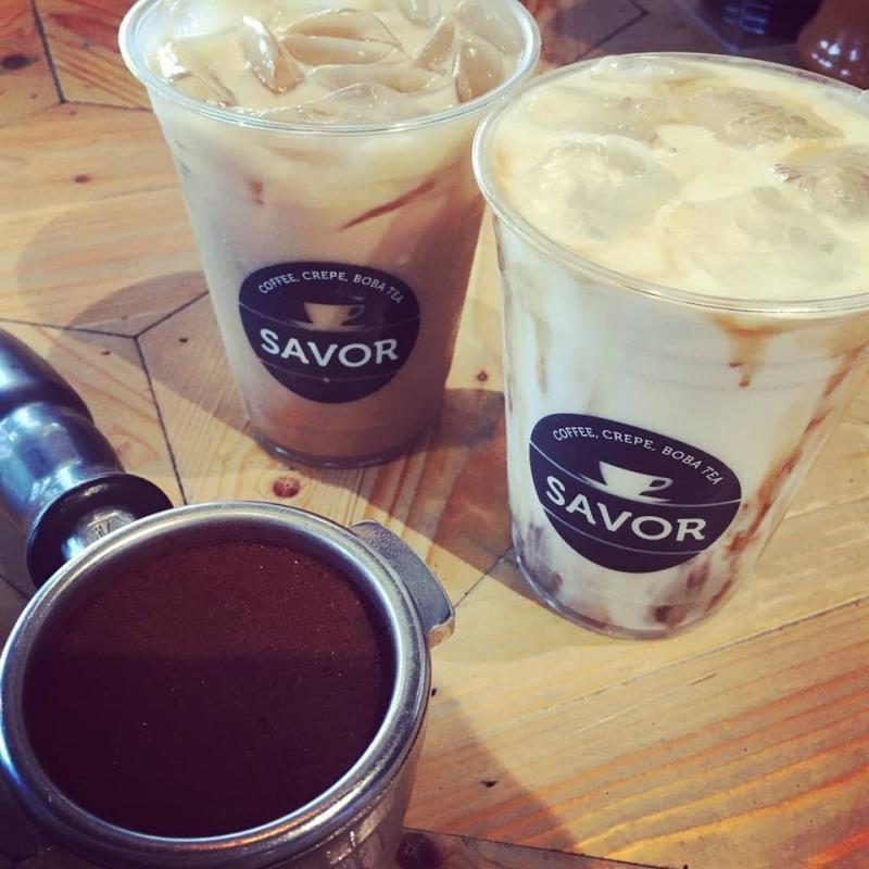 Savor Coffee Bar and Eatery