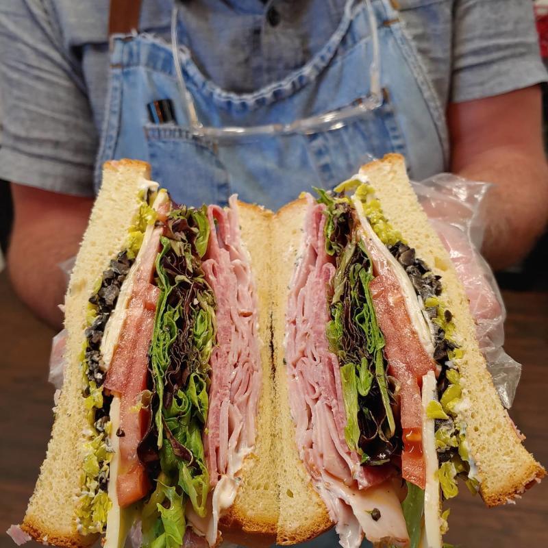 Base Camp Deli Sandwich