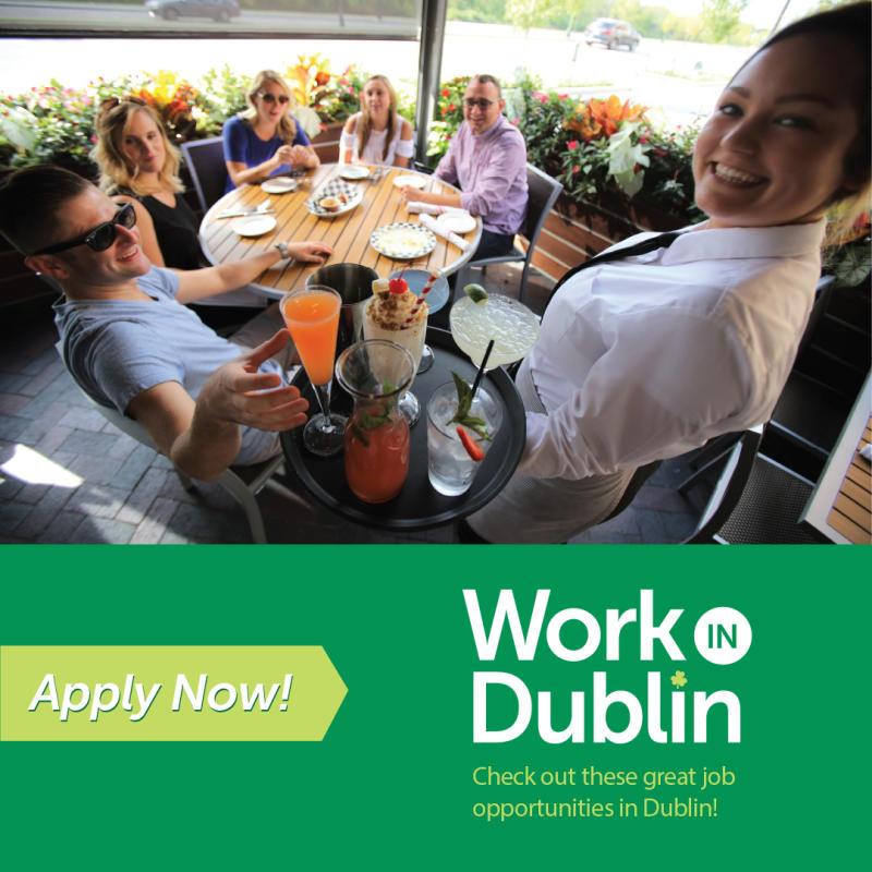 Work in Dublin Server