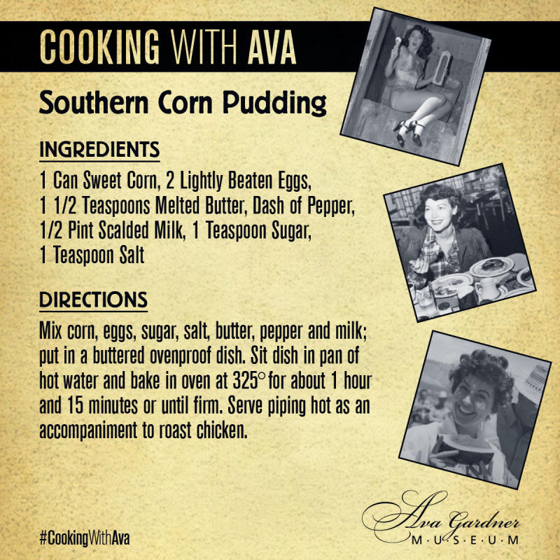 Southern Corn Pudding Recipe