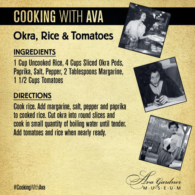 Okra, Rice & Tomatoes Recipe
