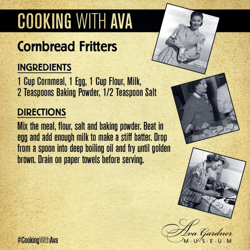 Cornbread Fritters Recipe