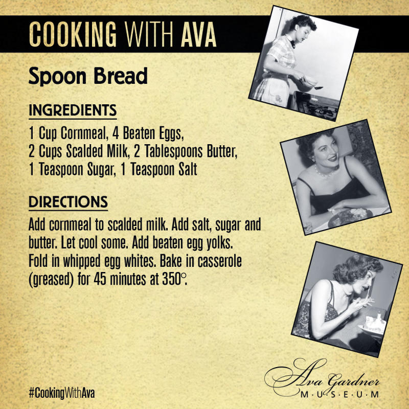 Spoon Bread Recipe
