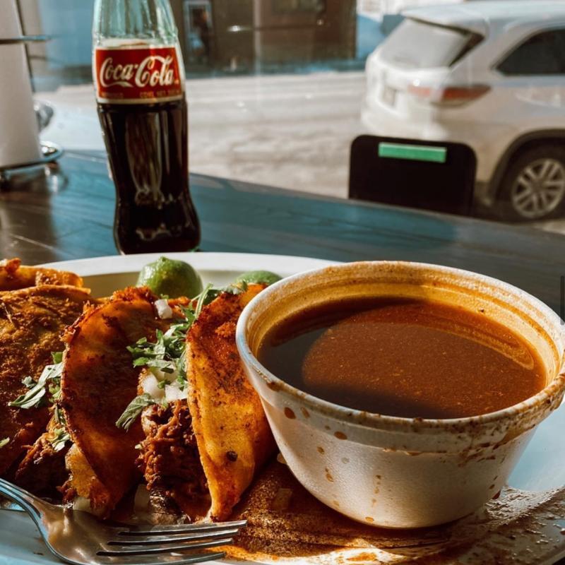 Tarahumaras #2 Birria Taco