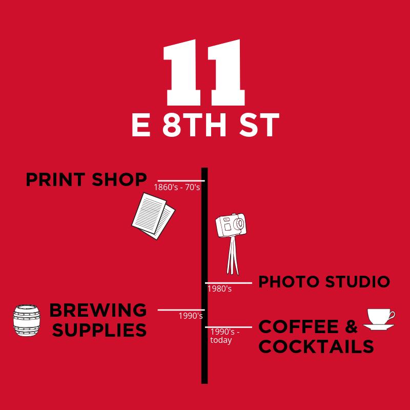 11 E 8th St