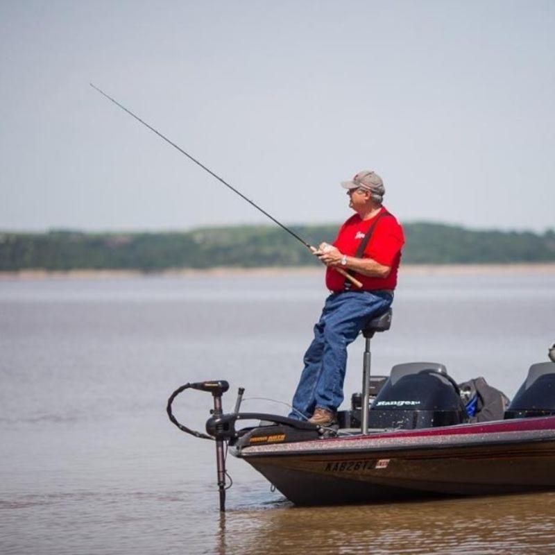 fishing at tuttle creek lake
