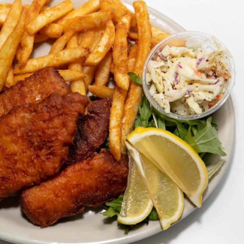 The Lookout fish fry