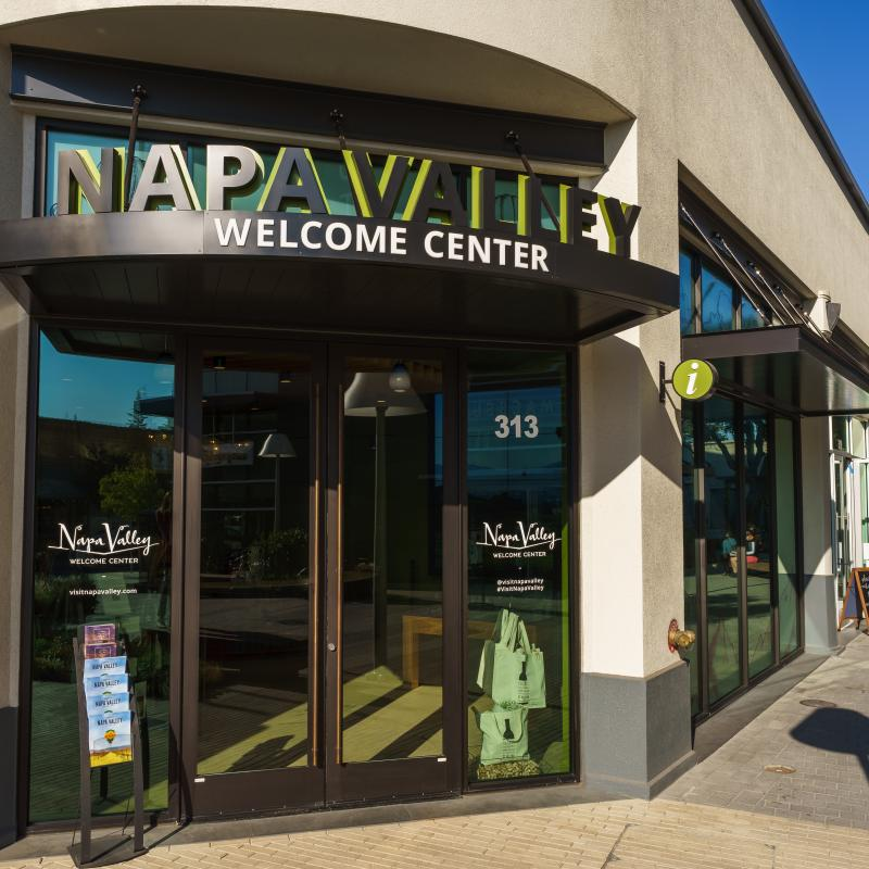 Napa Valley Welcome Center