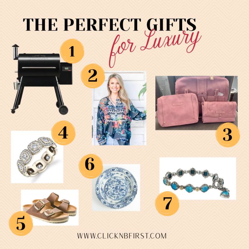 luxury gift guide - non holiday