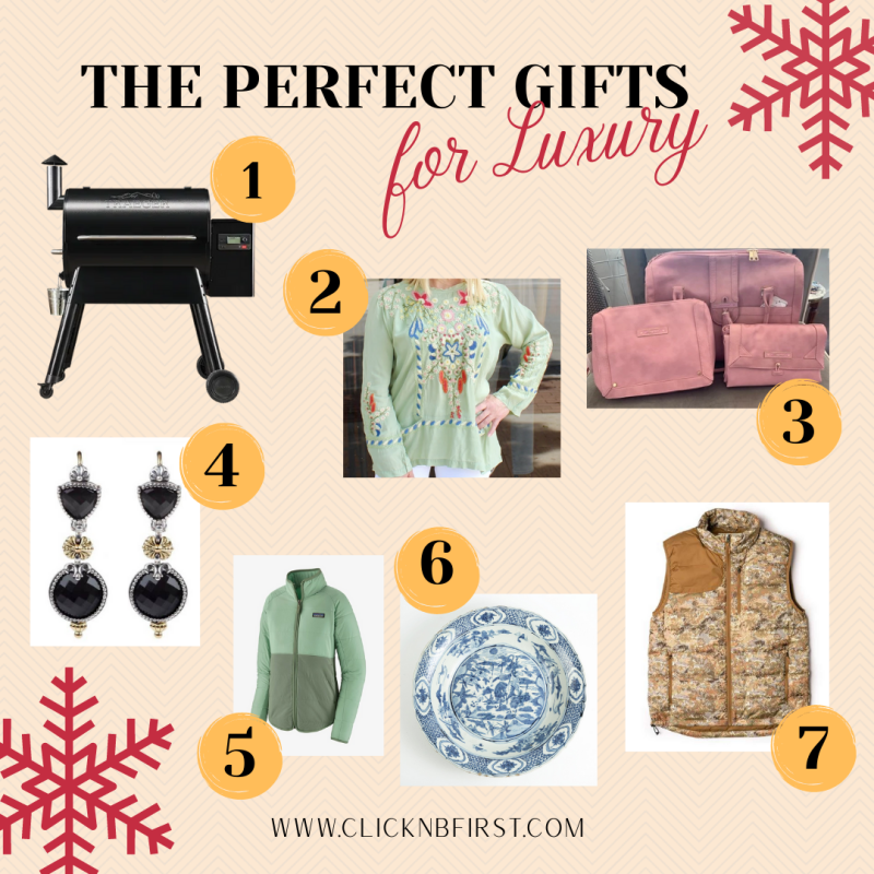 Luxury Gift Guide