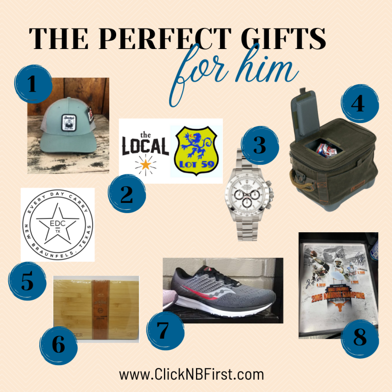 Gifts for him-non holiday