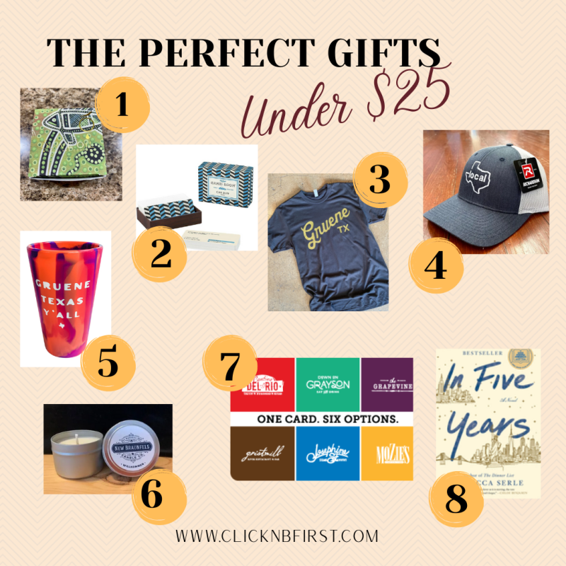 gift guide under 25-non holiday
