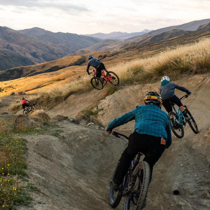 Cardrona Mountain Biking