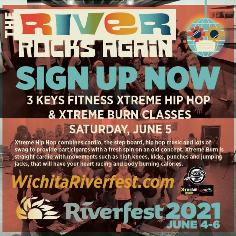 Riverfest Xtreme Fitness