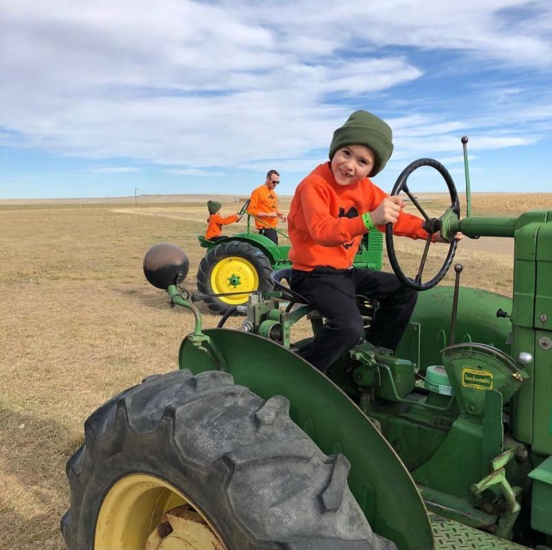 Green Acres Corn Maze 2021 Casper, WY