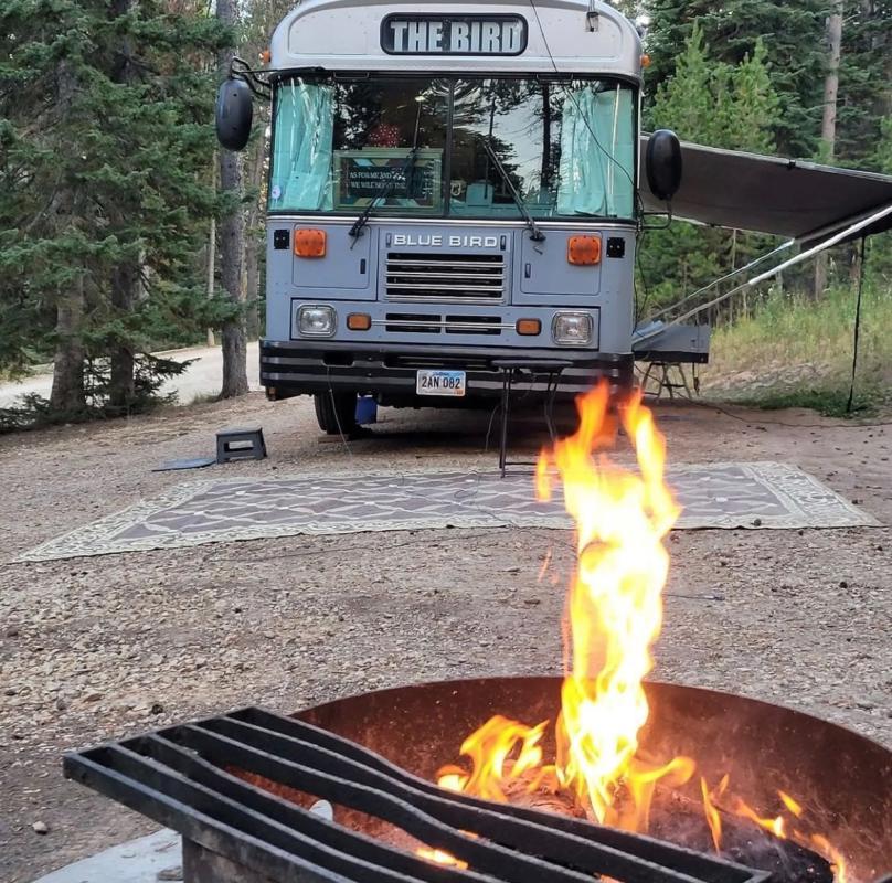 Casper Mountain Camping Casper, WY