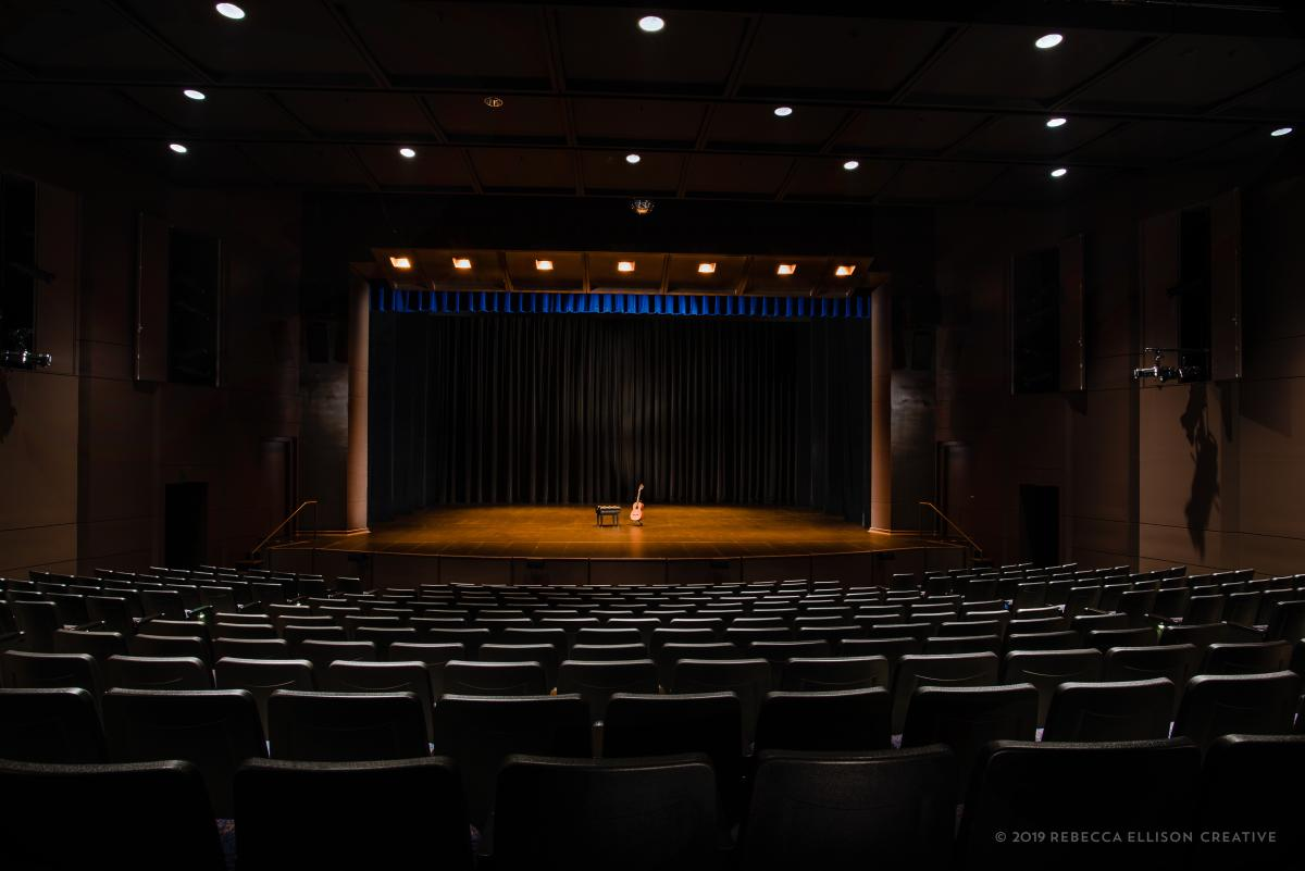 Meydenbauer Center Theatre