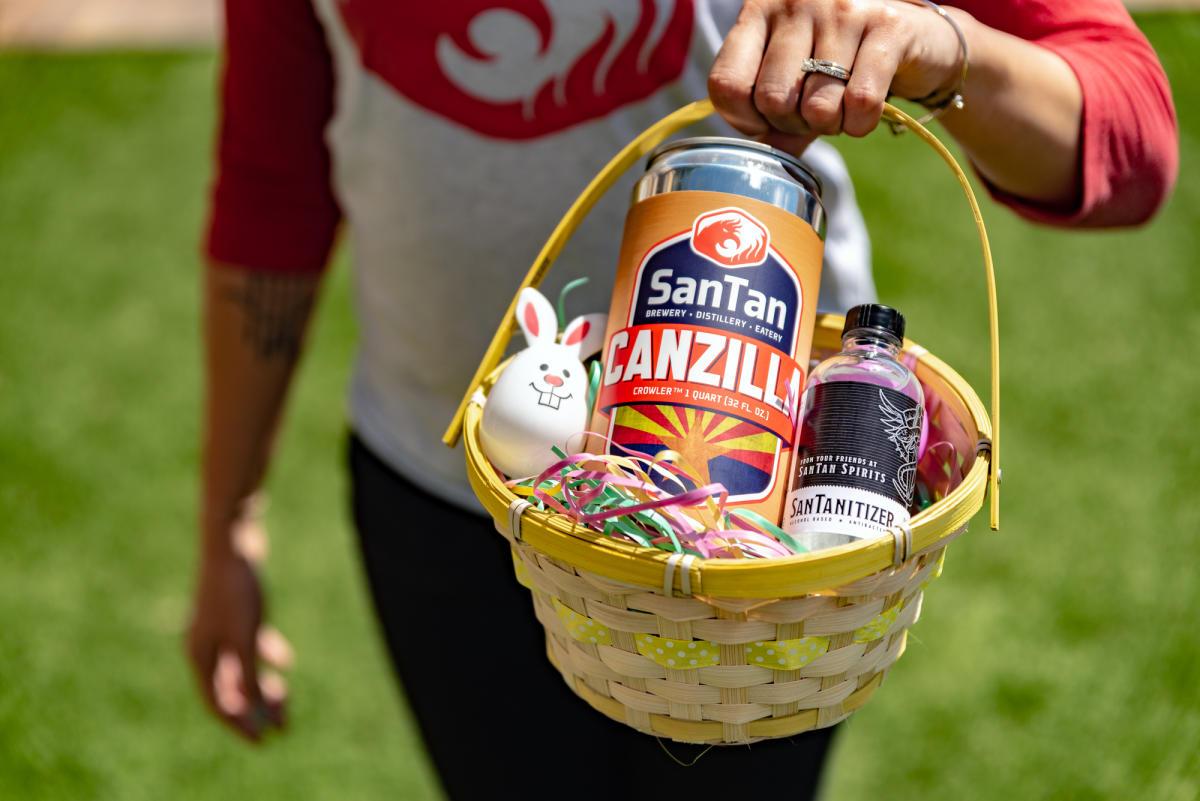 SanTan Brewing Co. - Easter Brunch